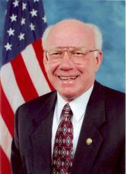 U.S. Representative Vernon Ehlers (R-MI)