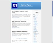 UK Metric Associations