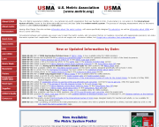 The U.S. Metric Association (USMA), Inc.